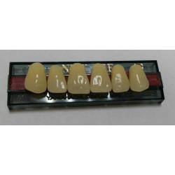 Зубы NEW ACE&Naperce Цвет A3 фронт. гр. размер T6 (верх)