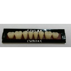 Зубы SIVLAX Цвет A3 жеват. гр. размер S30 (низ)