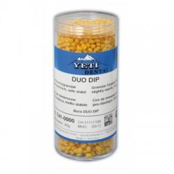 Воск погружной в гранулах DUO DIP, оранжевый 80г