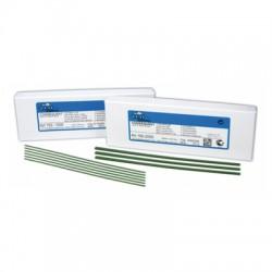 Прутки восковые Consequent зеленые, d-1,50мм, 50гр