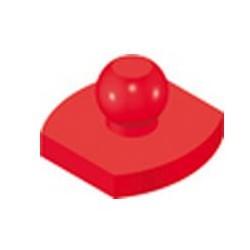 Сфера одинарная из беззольной пластмассы, микро (4 шт.)