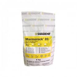 Гипс Marmorock 20 4кл,цвет золотой коричневый , 5 кг (бумажный пакет) (пр.Германия)