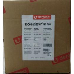 Гипс Sockel-plaster GT 22 кг (белый)