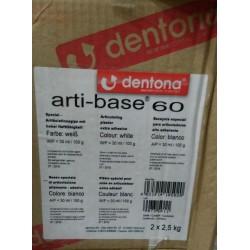 Arti-base 60 Гипс стоматологический 5 кг белый