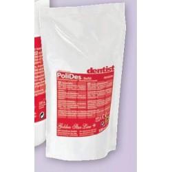Салфетки для дезинфекции Polides relif 100шр/уп пакет